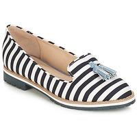 Schuhe Damen Slipper André DINAN Weiss