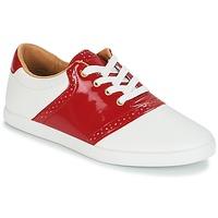 Schuhe Damen Sneaker Low André LIZZIE Rot