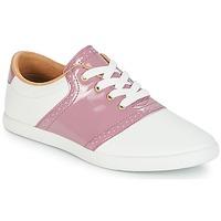Schuhe Damen Sneaker Low André LIZZIE Rose