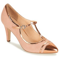 Schuhe Damen Pumps André LORETTE Rose
