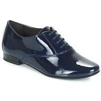 Schuhe Damen Derby-Schuhe André POMPELLE 2 Blau