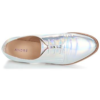 André LUMIERE Weiss - Kostenloser Versand |  - Schuhe Derby-Schuhe Damen 7120