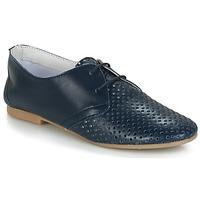 Schuhe Damen Derby-Schuhe André DELICATESSE Marine