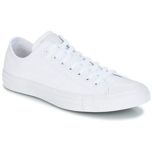 Schuhe Sneaker Low Converse ALL STAR CORE OX Weiss