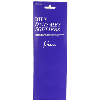 Accessoires Herren Schuh Accessoires André SEMELLE EPONGE Weiss