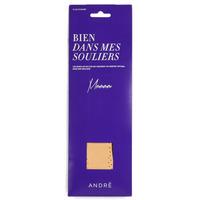 Accessoires Schuh Accessoires André SEMELLE CUIR Beige