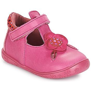 Schuhe Mädchen Ballerinas André FLORE Rose