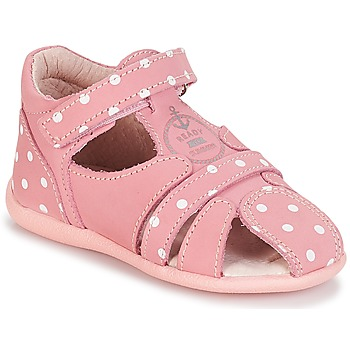 Schuhe Mädchen Sandalen / Sandaletten André MARINA Rose