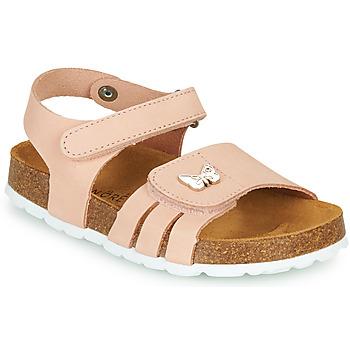 Schuhe Mädchen Sandalen / Sandaletten André PAPILLON Rose