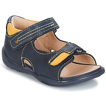 Schuhe Jungen Sandalen / Sandaletten André VOYAGE Marine