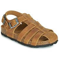 Schuhe Mädchen Sandalen / Sandaletten André TOTEM Camel