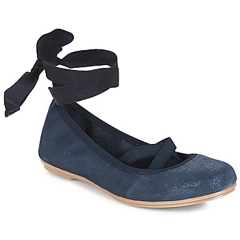 Schuhe Mädchen Ballerinas André ELEANOR Marine