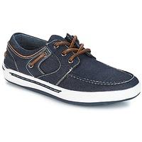 Schuhe Jungen Bootsschuhe André MIKA 3 Blau