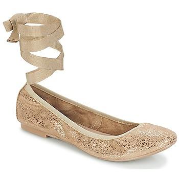 Schuhe Damen Ballerinas André ACTEE Maulwurf