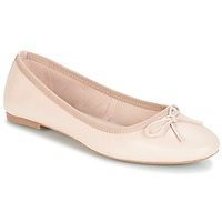 Schuhe Damen Ballerinas André PIETRA Beige