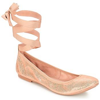Schuhe Damen Ballerinas André ACTEE Rose