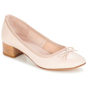 Schuhe Damen Ballerinas André POETESSE Beige