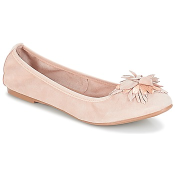 Schuhe Damen Ballerinas André DAHLIA Beige