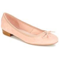 Schuhe Damen Ballerinas André CINDY Beige