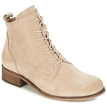 Schuhe Damen Boots André GODILLOT Maulwurf