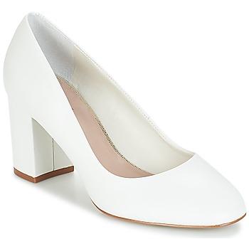 Schuhe Damen Pumps André PENSIVE Weiss