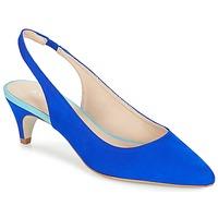 Schuhe Damen Pumps André TAPANE Blau