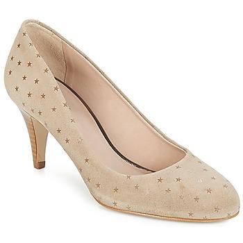 Schuhe Damen Pumps André BETSY Beige