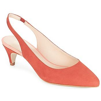 Schuhe Damen Pumps André TAPANE Rot