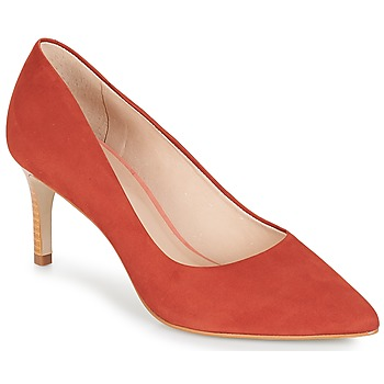 Schuhe Damen Pumps André SCARLET Orange