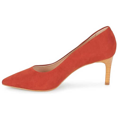 André SCARLET Orange  Schuhe Pumps Damen Damen Damen 349f5d