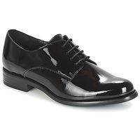 Schuhe Damen Derby-Schuhe André LOUKOUM Schwarz