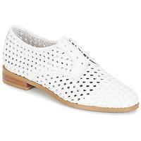 Schuhe Damen Derby-Schuhe André TRANSAT Weiss