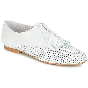 Schuhe Damen Derby-Schuhe André DELICAT Weiss