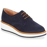 Schuhe Damen Derby-Schuhe André CHICAGO Marine
