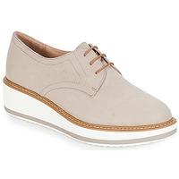 Schuhe Damen Derby-Schuhe André CHICAGO Maulwurf