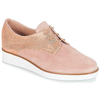 Schuhe Damen Derby-Schuhe André AMITIE Beige