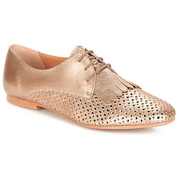Schuhe Damen Derby-Schuhe André DELICAT Goldfarben