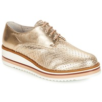 Schuhe Damen Derby-Schuhe André FLORIANE Goldfarben