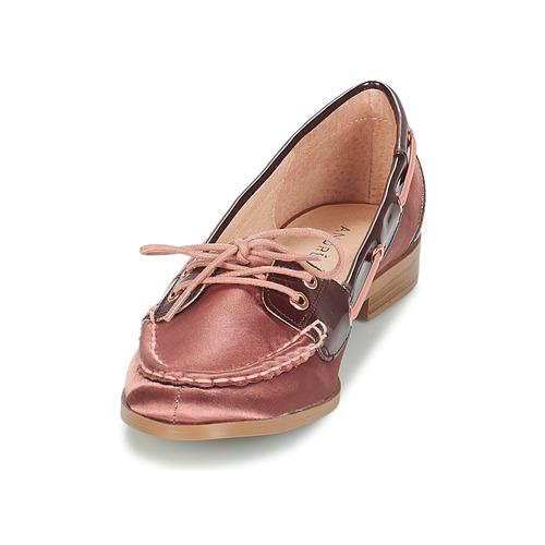 André NONETTE Rosa Damen  Schuhe Slipper Damen Rosa 0b2c5c