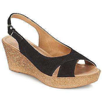 Schuhe Damen Sandalen / Sandaletten André DESTINY Schwarz