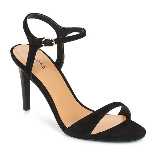 André SAXO Schwarz  Schuhe Sandalen / Sandaletten Damen 63,20