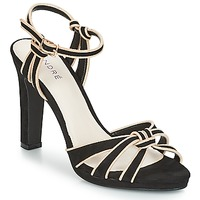 Schuhe Damen Sandalen / Sandaletten André ARPEGE Schwarz
