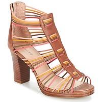 Schuhe Damen Sandalen / Sandaletten André MASSAYE Camel