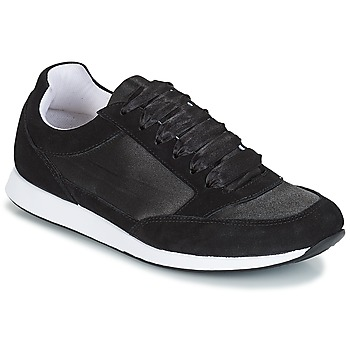 Schuhe Damen Sneaker Low André OPERA Schwarz