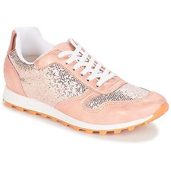Schuhe Damen Sneaker Low André RUNY Rose