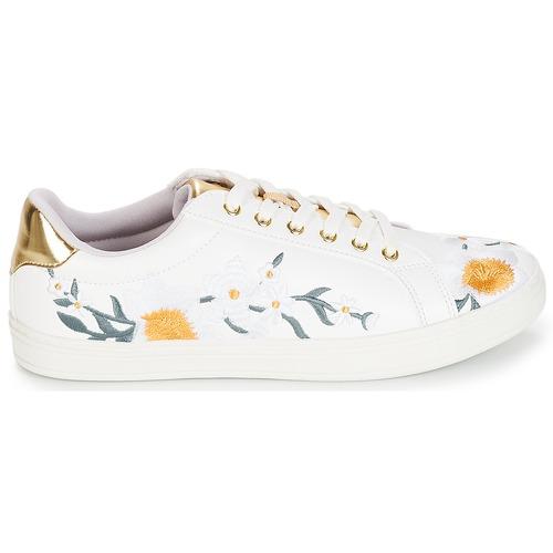André COROLLE Weiss Weiss Weiss  Schuhe Sneaker Niedrig Damen 47,20 d671a2