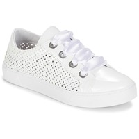 Schuhe Damen Sneaker Low André BEST Weiss
