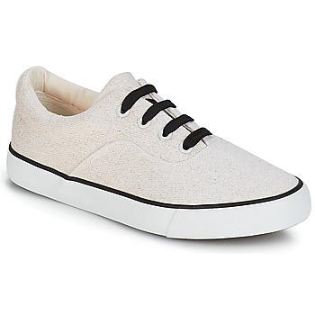 Schuhe Damen Sneaker Low André FUSION Weiss