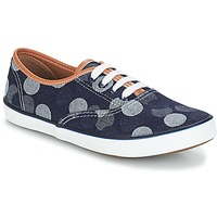 Schuhe Damen Sneaker Low André COSMOS Marine