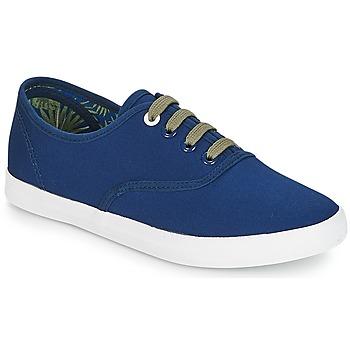 Schuhe Damen Sneaker Low André UNIA Marine